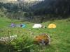 bivouac pyrenees valier1