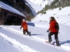 week end en raquettes à neige en ariege 6